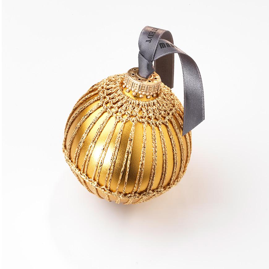 Kugel gold V | Sibilla Pavenstedt Shop